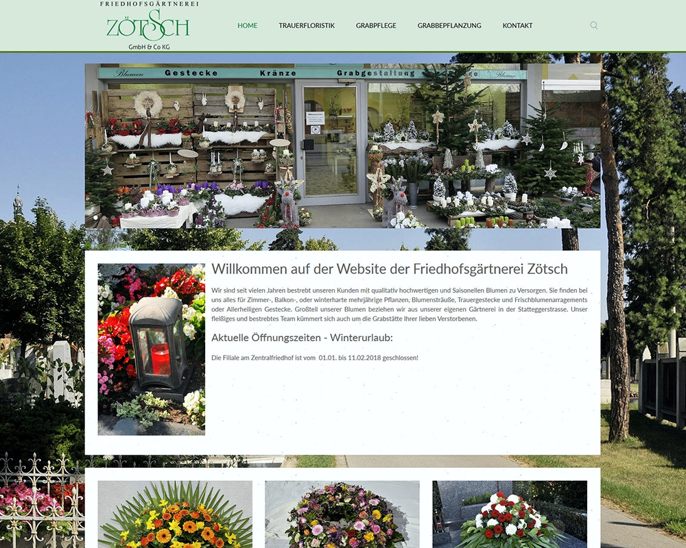 Zoetsch Friedhof